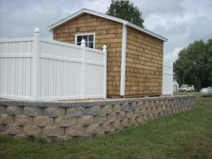 Kohler Outdoors Retaining Wall 21