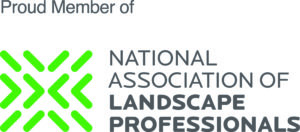 Lawn Services. National Assocaition of Lanscape Professionals logo