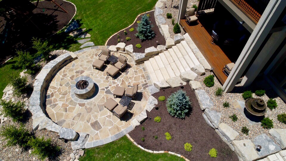 Kohler Lawn & Outdoor is ready to do large scale landscaping projects