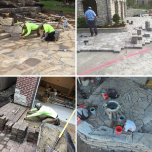 Pavers & flagstone enhance your curb appeal.