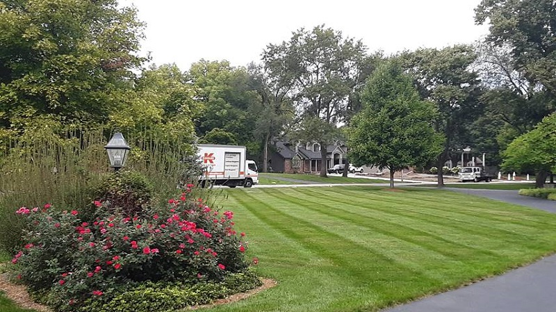 Lawn Services Mowing And Weed Eating Kohler Lawn and Outdoor