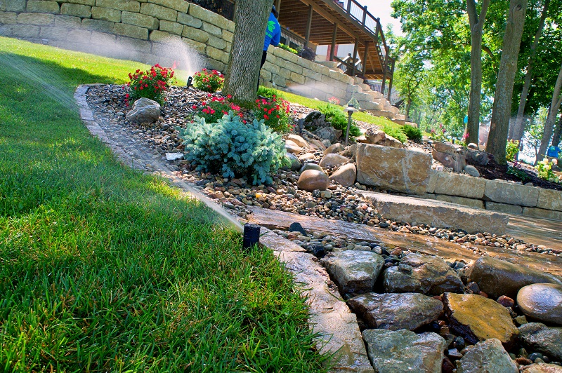 Irrigation System Saves you both time and money Kohler Outdoor