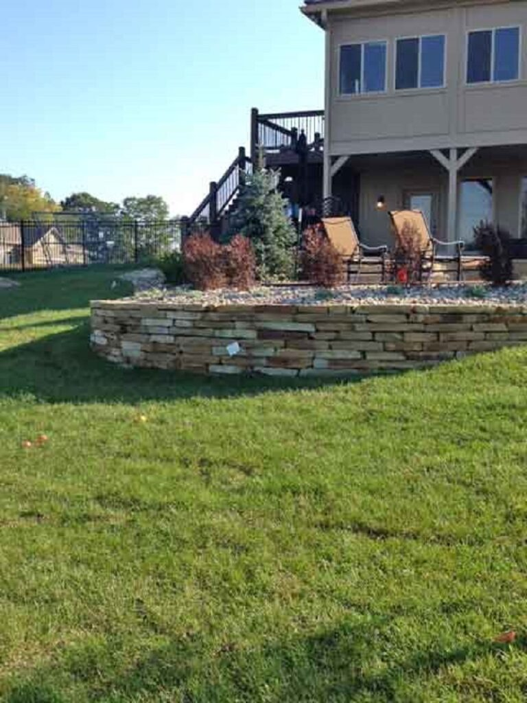 Retaining Walls Create Area Definition Landscape Accents Elevation Transitions Kohler Outdoor
