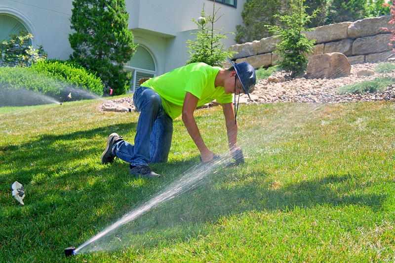 n Irrigation System Saves You Both Time And Money When Installed By Kohler Lawn & Outdoor