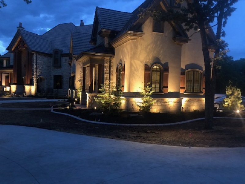Outdoor Lighting Makes Your Yard More Visually Appealing And Protects Your Family Kohler Outdoor