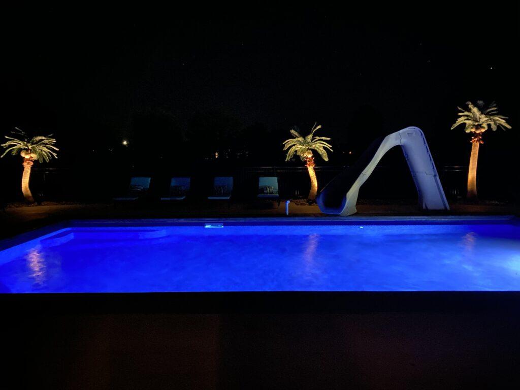 Underwater Pool Lighting