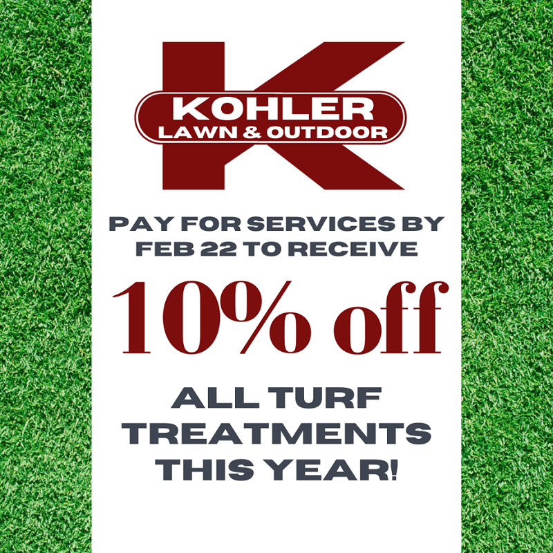 Our Full Turf Treatment Program Will Keep Your Yard Healthy, And Green!