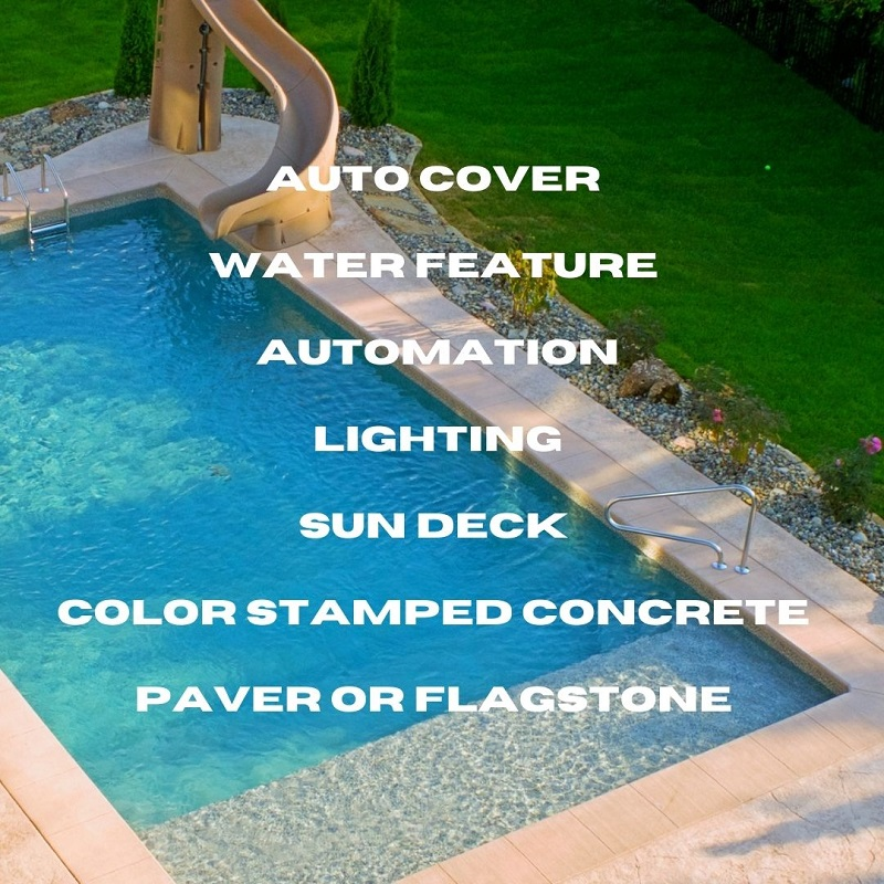 Swimming Pool Installation at Kohler Lawn & Outdoor is Your One-Stop Shop!