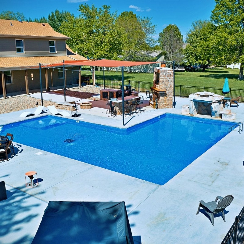 Swimming Pool Installation Is Fun When You Get To Custom Design Your Pool!