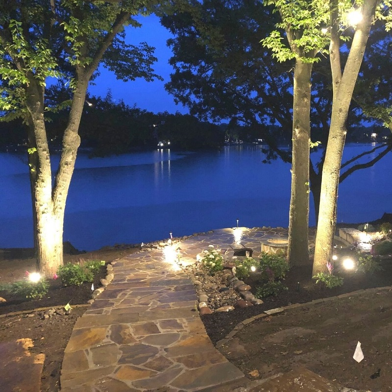 Outdoor Living Doesn't Have To Stop Because Of Less Daylight! Outdoor Lighting Is Essential For Your Outdoor Living Space.