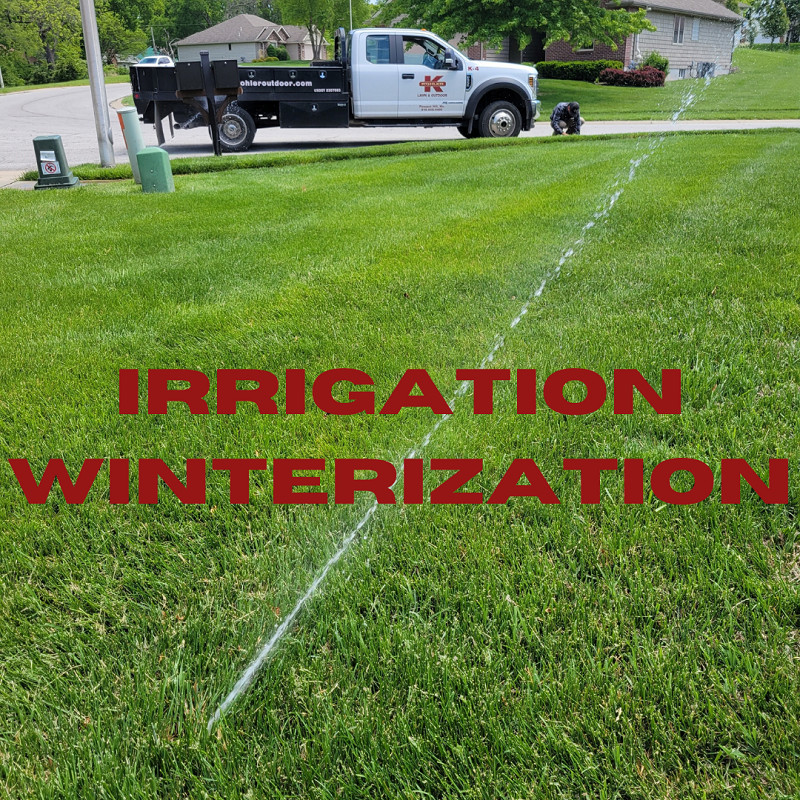 Winterizing Your Irrigation System Is Easy With Our Professional Shut-Off Service